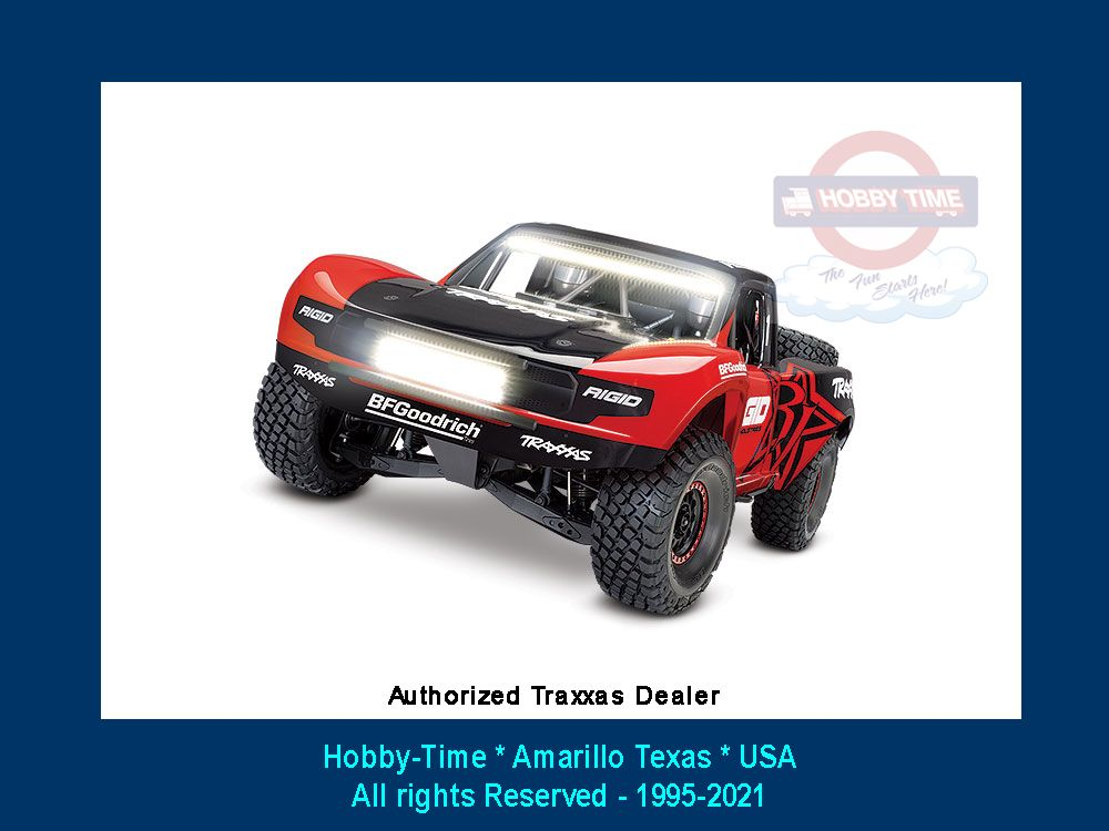 Center Support// Cage T Traxxas 8433X Unlimited Desert Racer UDR Tube Chassis