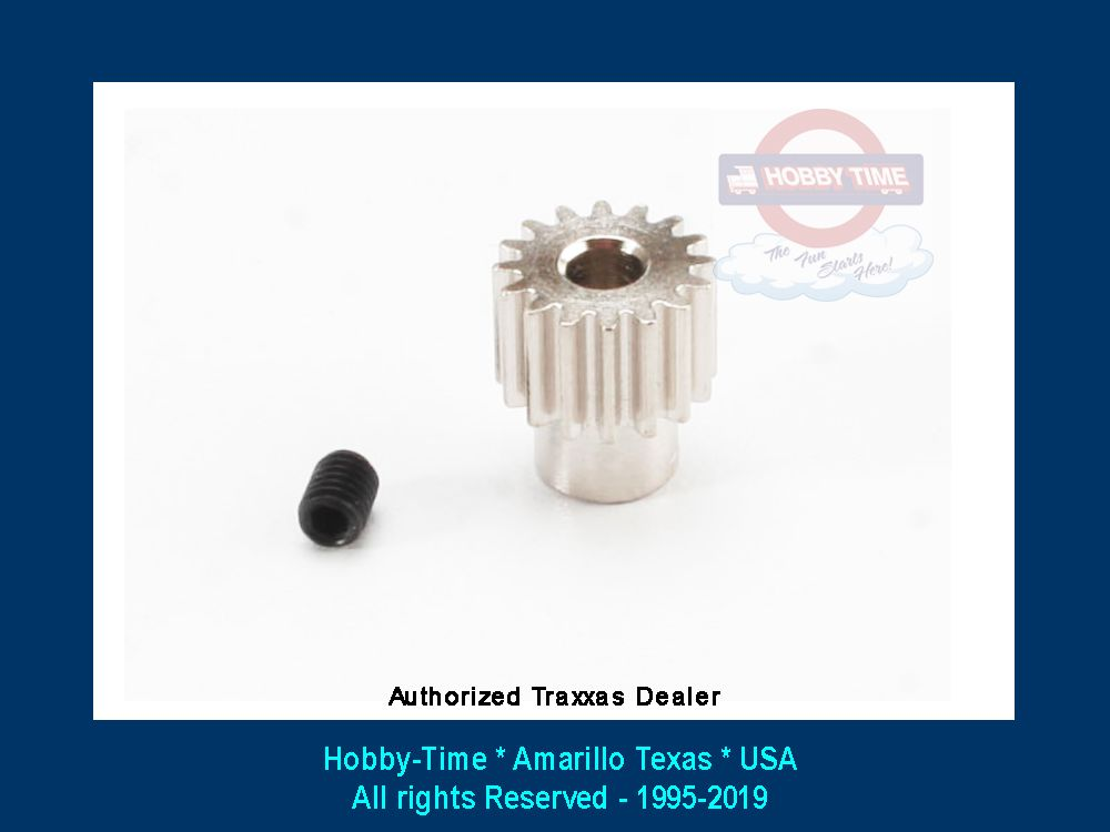 Pinion Gear | 48 Pitch | 16 Tooth | 4780-2416 [TRA2416