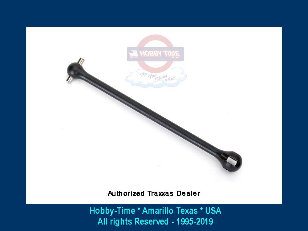Use Only With 8550 Driveshaft Desert Racer Traxxas 8551 Drive Cup //2.5x10 CS