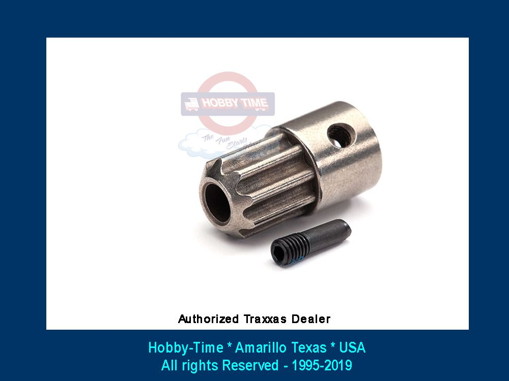 Traxxas TRA6852X Driveshaft Assembly Rear H//D Stampede 4x4