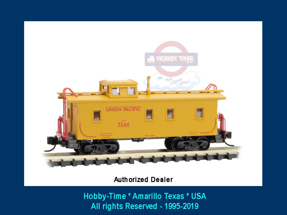N | Caboose | Union Pacific | Micro-Trains® 050 00 101 [050